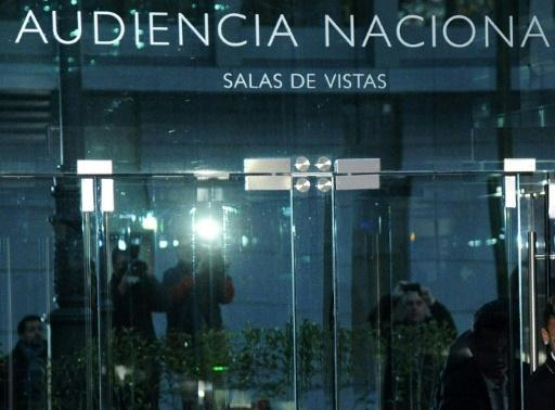 Audiencia Nacional de Madrid