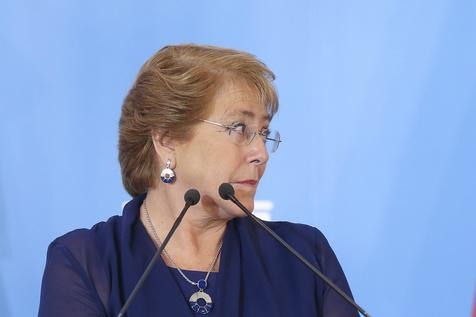 Bachelet defiende ley