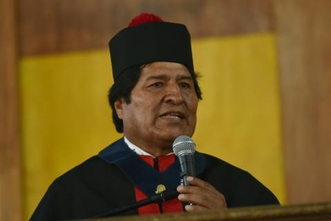Evo Honoris Causa en Venezuela